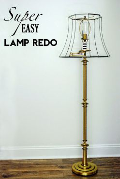 Lamp Makeover 43
