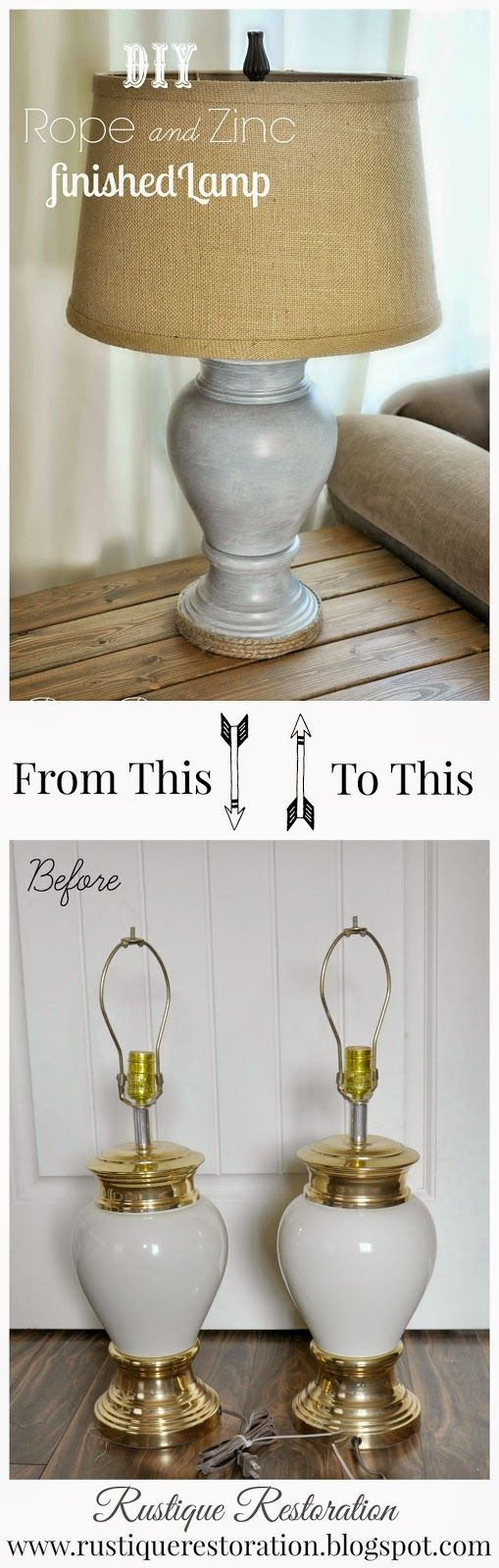 Lamp Makeover 63