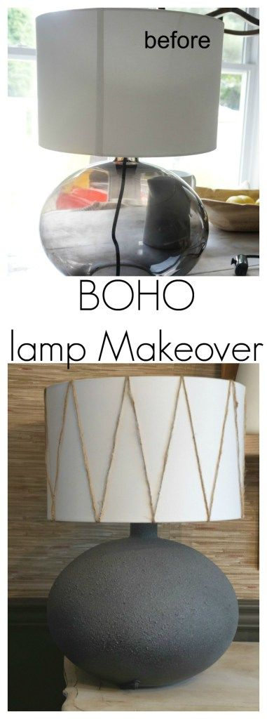 Lamp Makeover 74