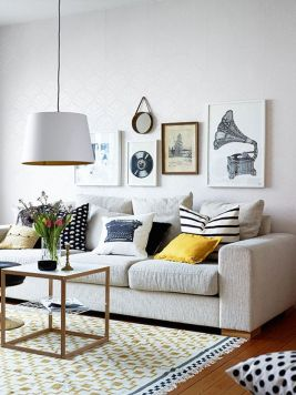 Living Room Pillows 105
