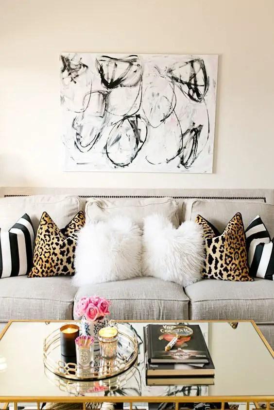 Living Room Pillows 112