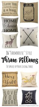 Living Room Pillows 124