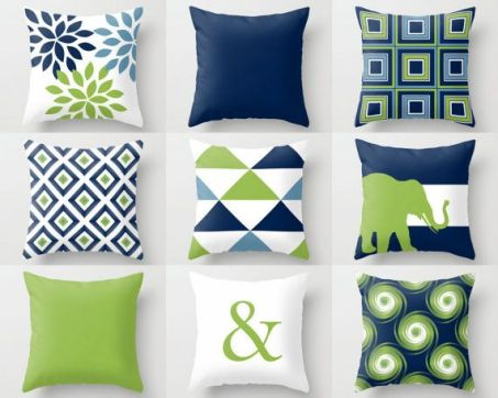 Living Room Pillows 135