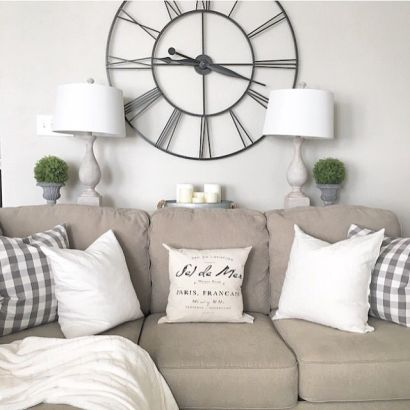 Living Room Pillows 138
