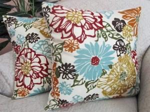Living Room Pillows 85