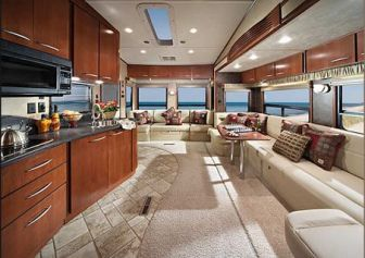 Motorhome RV Trailer Interiors 104