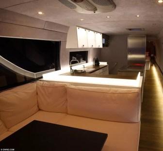 Motorhome RV Trailer Interiors 105