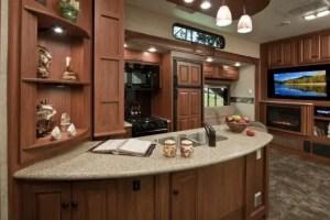 Motorhome RV Trailer Interiors 111