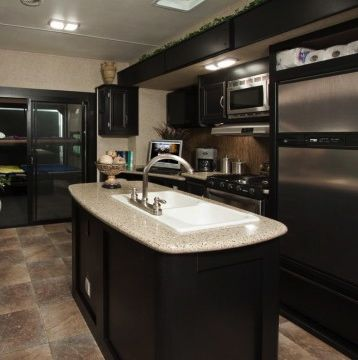 Motorhome RV Trailer Interiors 117