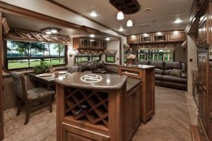 Motorhome RV Trailer Interiors 127