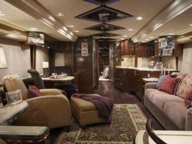 Motorhome RV Trailer Interiors 131