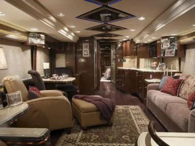 Motorhome RV Trailer Interiors 131
