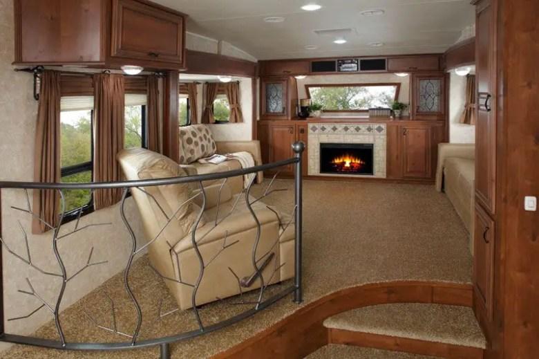 Motorhome RV Trailer Interiors 133