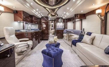 Motorhome RV Trailer Interiors 138