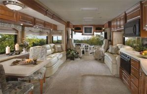 Motorhome RV Trailer Interiors 143