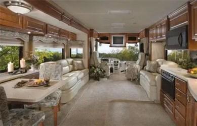 Motorhome RV Trailer Interiors 143