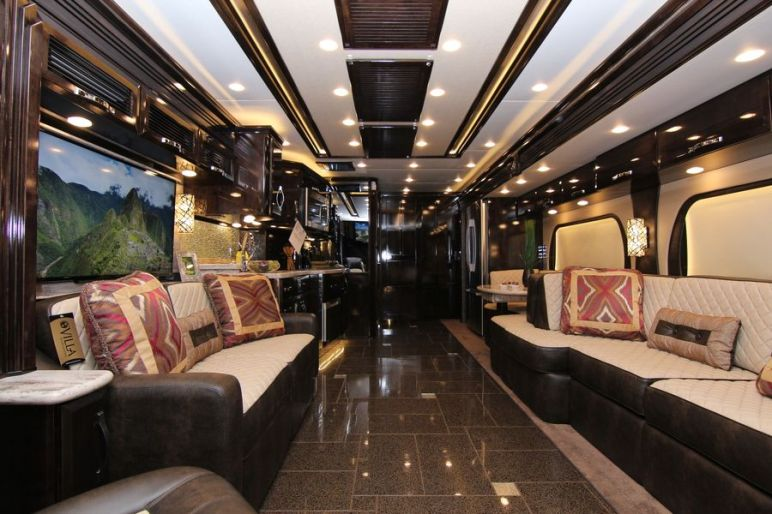 Motorhome RV Trailer Interiors 145