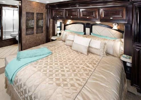 Motorhome RV Trailer Interiors 147