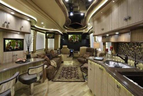Motorhome RV Trailer Interiors 148