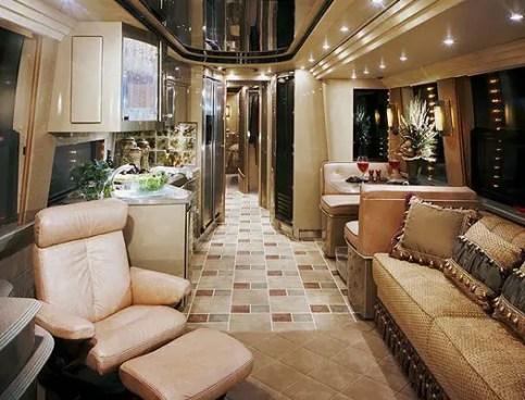 Motorhome RV Trailer Interiors 15