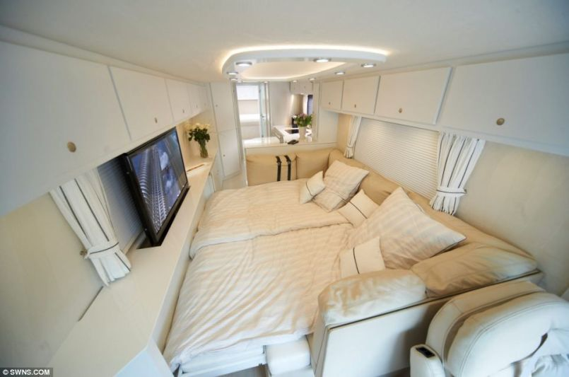 Motorhome RV Trailer Interiors 19
