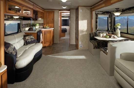 Motorhome RV Trailer Interiors 22