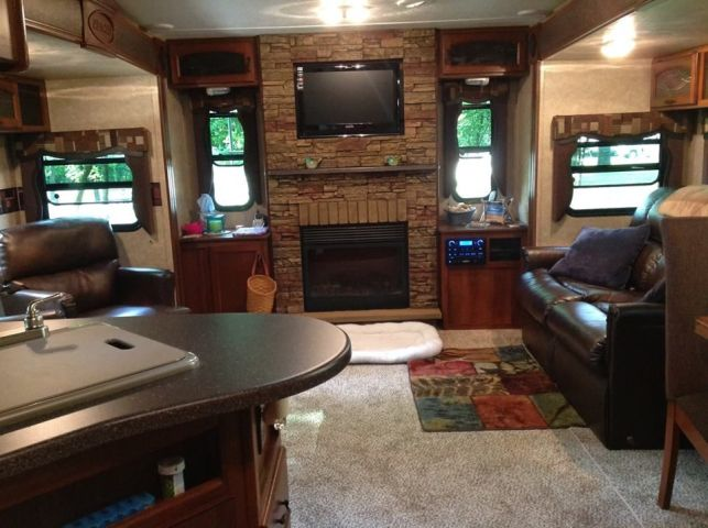 Motorhome RV Trailer Interiors 4