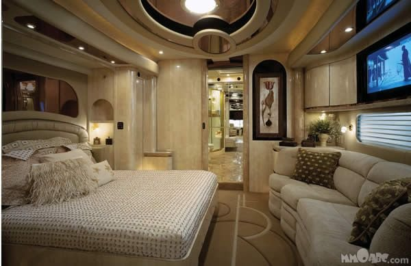 Motorhome RV Trailer Interiors 42