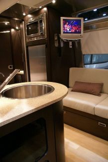 Motorhome RV Trailer Interiors 44