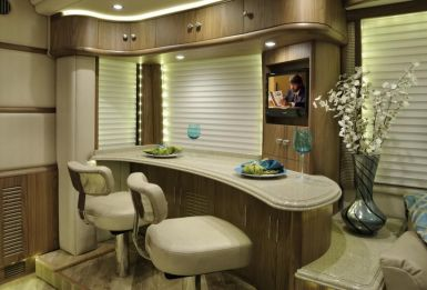 Motorhome RV Trailer Interiors 50