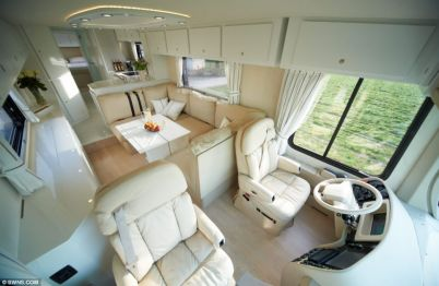 Motorhome RV Trailer Interiors 52
