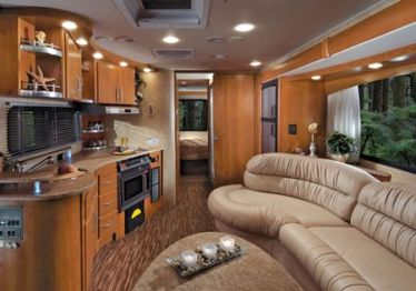 Motorhome RV Trailer Interiors 53