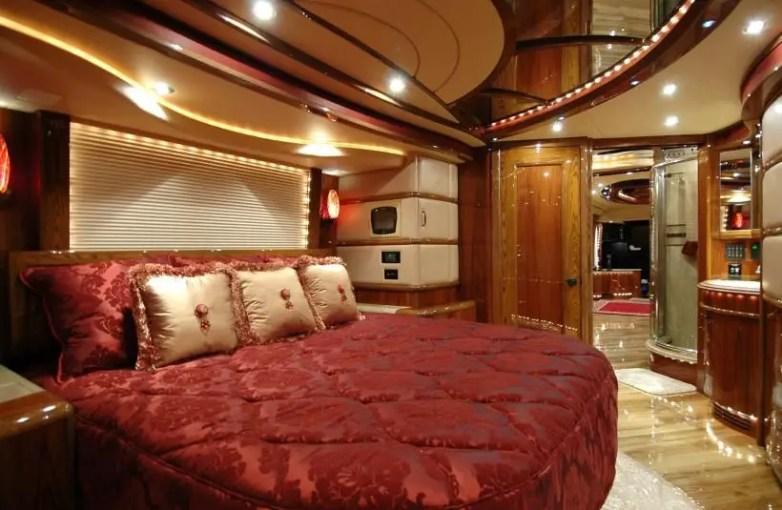 Motorhome RV Trailer Interiors 56