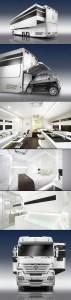 Motorhome RV Trailer Interiors 57
