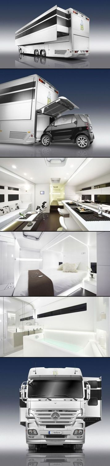 Motorhome RV Trailer Interiors 57