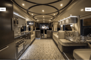 Motorhome RV Trailer Interiors 6