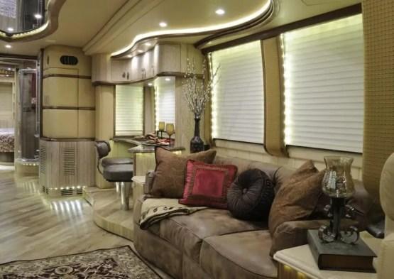 Motorhome RV Trailer Interiors 63