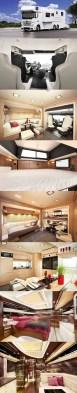 Motorhome RV Trailer Interiors 64