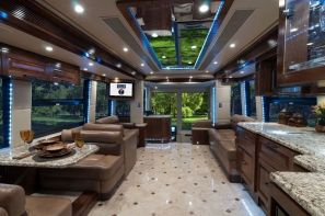 Motorhome RV Trailer Interiors 8