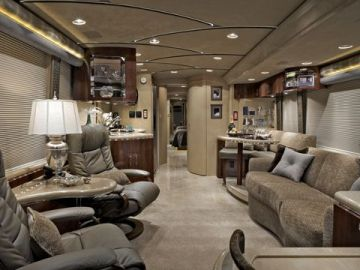 Motorhome RV Trailer Interiors 87