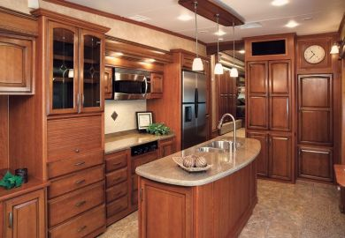 Motorhome RV Trailer Interiors 88