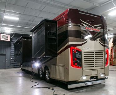 Motorhome RV Trailer Interiors 90