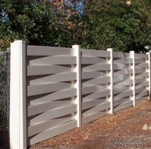 Privacy Fence Ideas 116