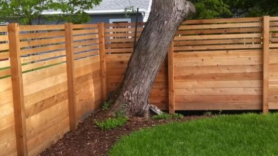 101 Cheap DIY Fence Ideas for Your Garden, Privacy, or ... on Decorations For Privacy Fence id=66368