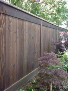 Privacy Fence Ideas 14