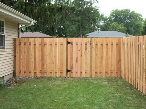 Privacy Fence Ideas 141