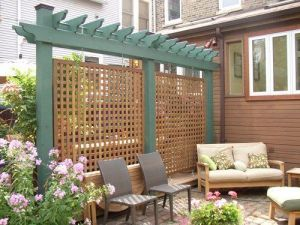 Privacy Fence Ideas 145