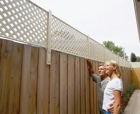 Privacy Fence Ideas 146