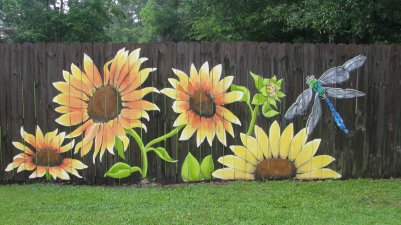 Privacy Fence Ideas 147