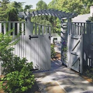 Privacy Fence Ideas 22